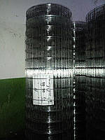 Сетка сварная оцинкованная 1,2мм 50*50мм 30кв.м