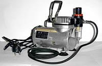 Поршневой компрессор Miol 81-120 (для аэрографии)