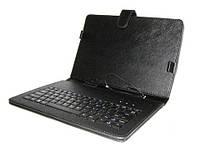 Чехол с клавиатурой 9.7 черный с русскими буквами