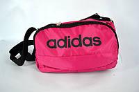 Спортивная сумка adidas (розово/черный) LS(B3)-1108, фото 1