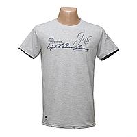 Мужская стрейчевая футболка тм. BY Walker. пр-во Турция H12124