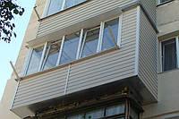 Выносные балконы.Пристройки. Изготовление балконов в Севастополе