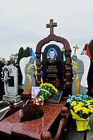 Памятник погибшим в АТО № 48