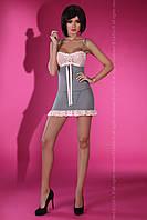 Серо-розовый секси беби-долл Namazzi LiviaCorsetti (Ливия Корсетти)