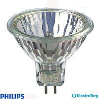 Лампа галогеновая Accent 35W GU5.3 12V 36D 1CT/10X5F Philips
