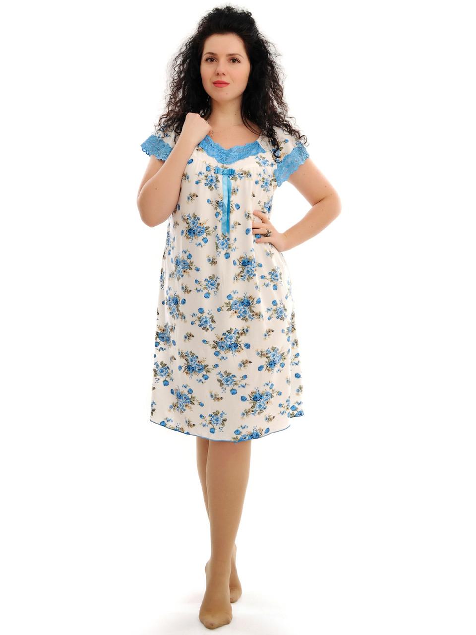 d3aaac94ce42d Женская ночная рубашка с кружевом: продажа, цена в Одессе. пеньюары ...