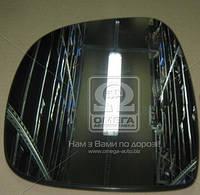 Вкладыш зеркала левого на Mercedes-Benz Vito 639 от 2003г. с обогревом (пр-во TEMPEST)