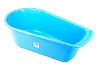 """Ванночка детская - цвет голубой """"K-PLAST"""""""