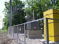 Комплектная трансформаторная подстанция КТПЖ 63/27,5/0.4 кВа (для железнодорожных электросетей)