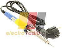 Паяльник ZD-200C, 40W, 220V, нихромовый нагреватель, евровилка