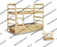 Двухъярусная кровать Франциск