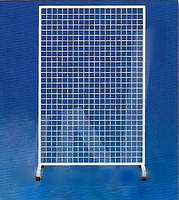 Сетка металлическая в рамке на ножках 2х1.2м, фото 1