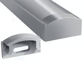 Заглушка для алюминиевого профиля ЛП-7