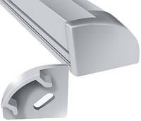 Заглушка для алюминиевого профиля ЛПУ-17