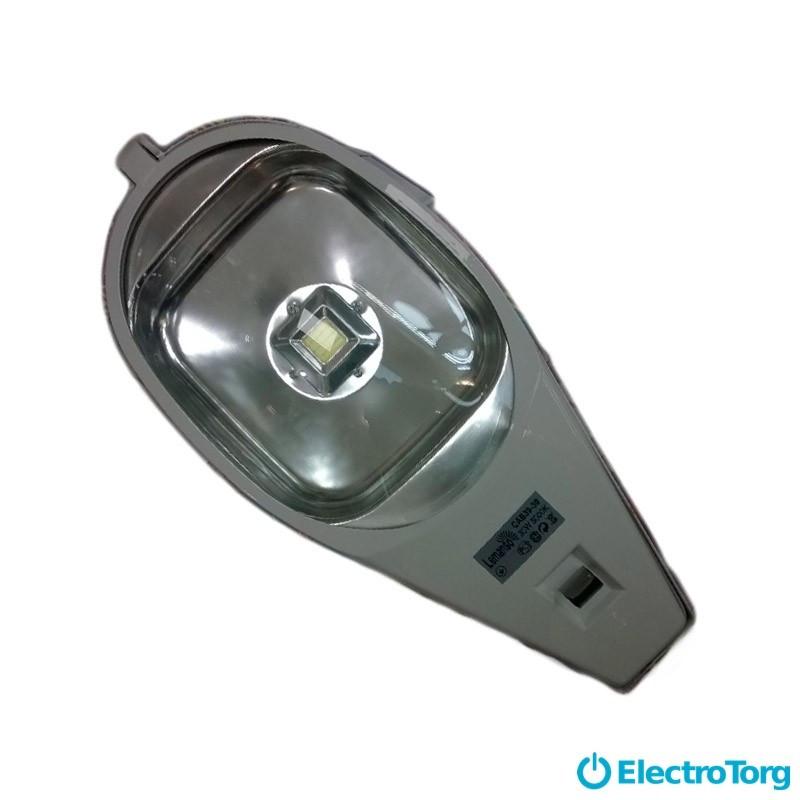 Светильник уличный на столб 1LED 30W 5000K 2400LM/ CAB39-30 Lemanso