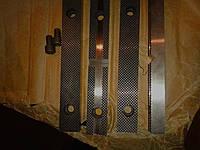 Губки накладные для слесарных тисков 200 мм с призматическим пазом