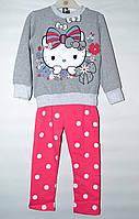 Костюм для девочки 1-4 года Hello Kitty Flowers