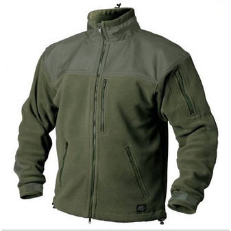 Куртка CLASSIC ARMY - Fleece - олива, фото 2