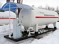 Газовый модуль - Газовая заправка
