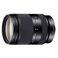Объектив SONY 18-200mm f/3.5-6.3 LE for NEX (SEL18200LE.AE)