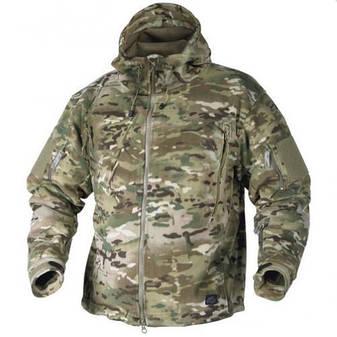 Куртка PATRIOT - Double Fleece - мультикам, фото 2