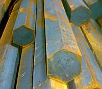 Шестигранник стальной 57 мм