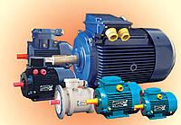 Электродвигатель с повышенным скольжением АИРС71В8 (0,37кВт/750об/мин), фото 1