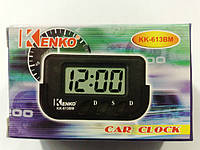 Электронные настольные часы KK 613 D