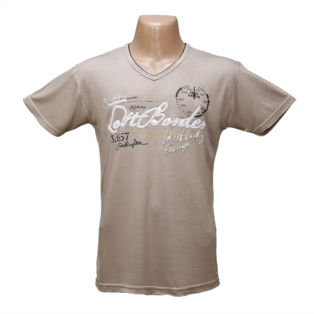 Молодежная стрейчевая футболка Турция H2192