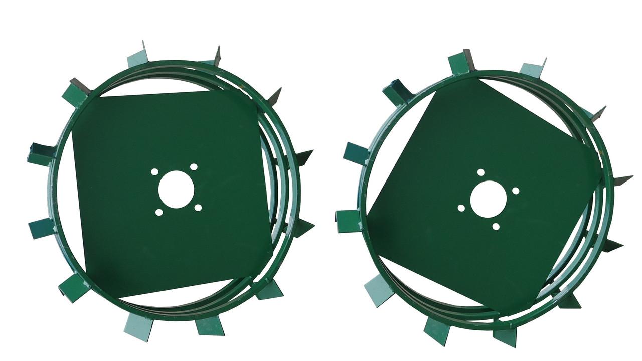 Грунтозацепы к мотоблоку Ø 560/130 мм из полосы АМ