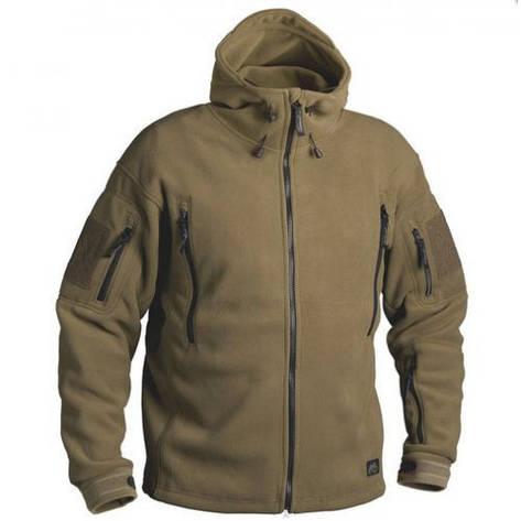 Куртка PATRIOT - Double Fleece - койот, фото 2