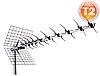 Эфирная антена Romsat UHF-43EL