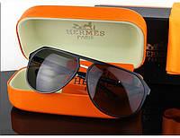 Солнцезащитные очки Hermes (8807) black