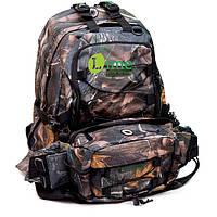 Туристический рюкзак 40L + поясная сумка