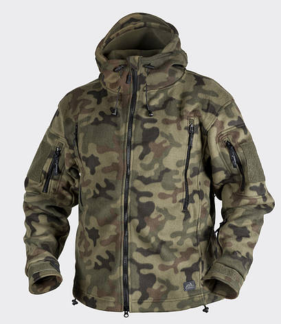Куртка PATRIOT - Double Fleece - PL Woodland, фото 2