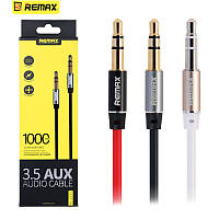 Кабель AUX (mini Jack 3.5 mm) - Remax Audio Cable (1 метр)