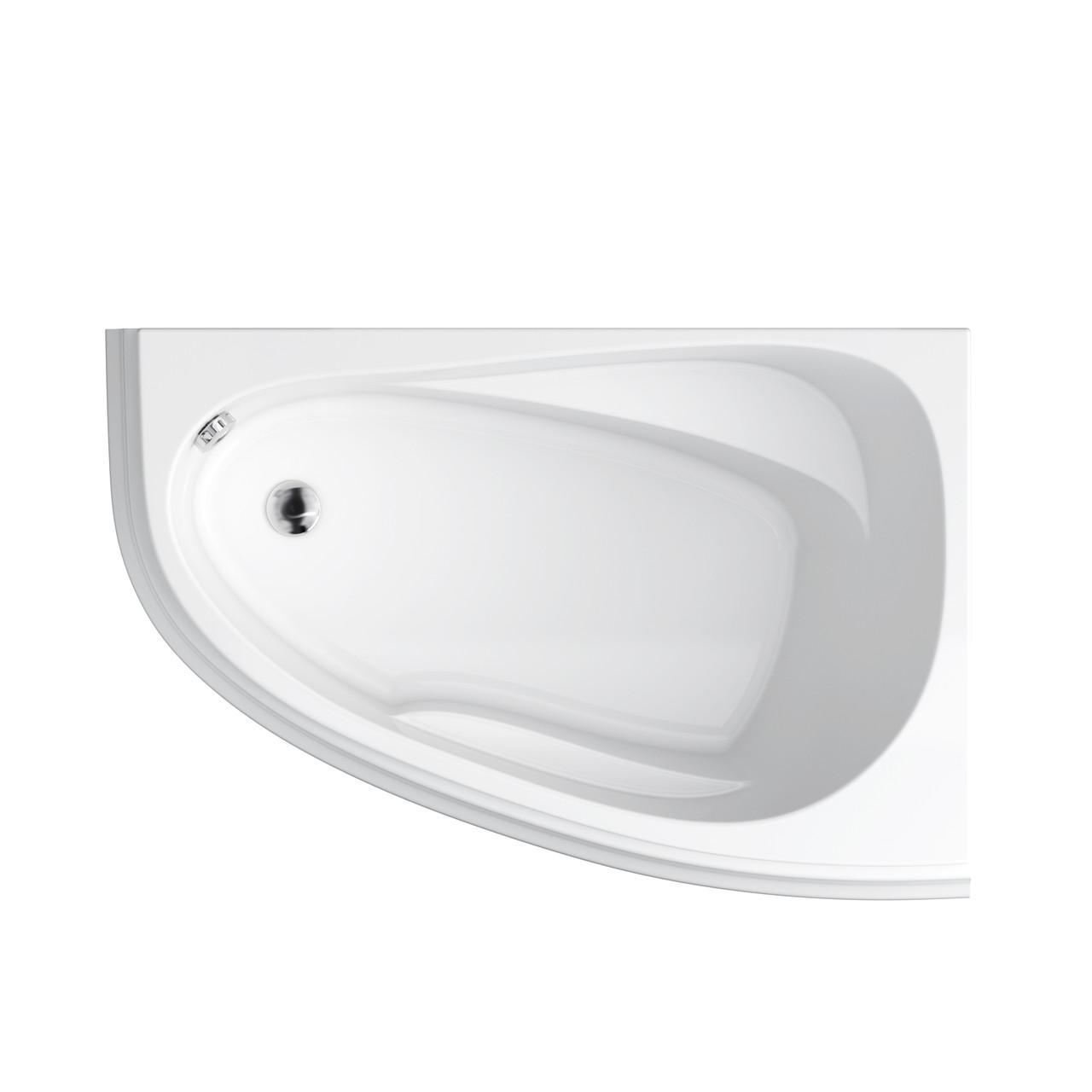 Ванна акриловая Cersanit Joanna 140X90 (правая)