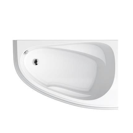 Ванна акриловая Cersanit Joanna 140X90 (правая), фото 2
