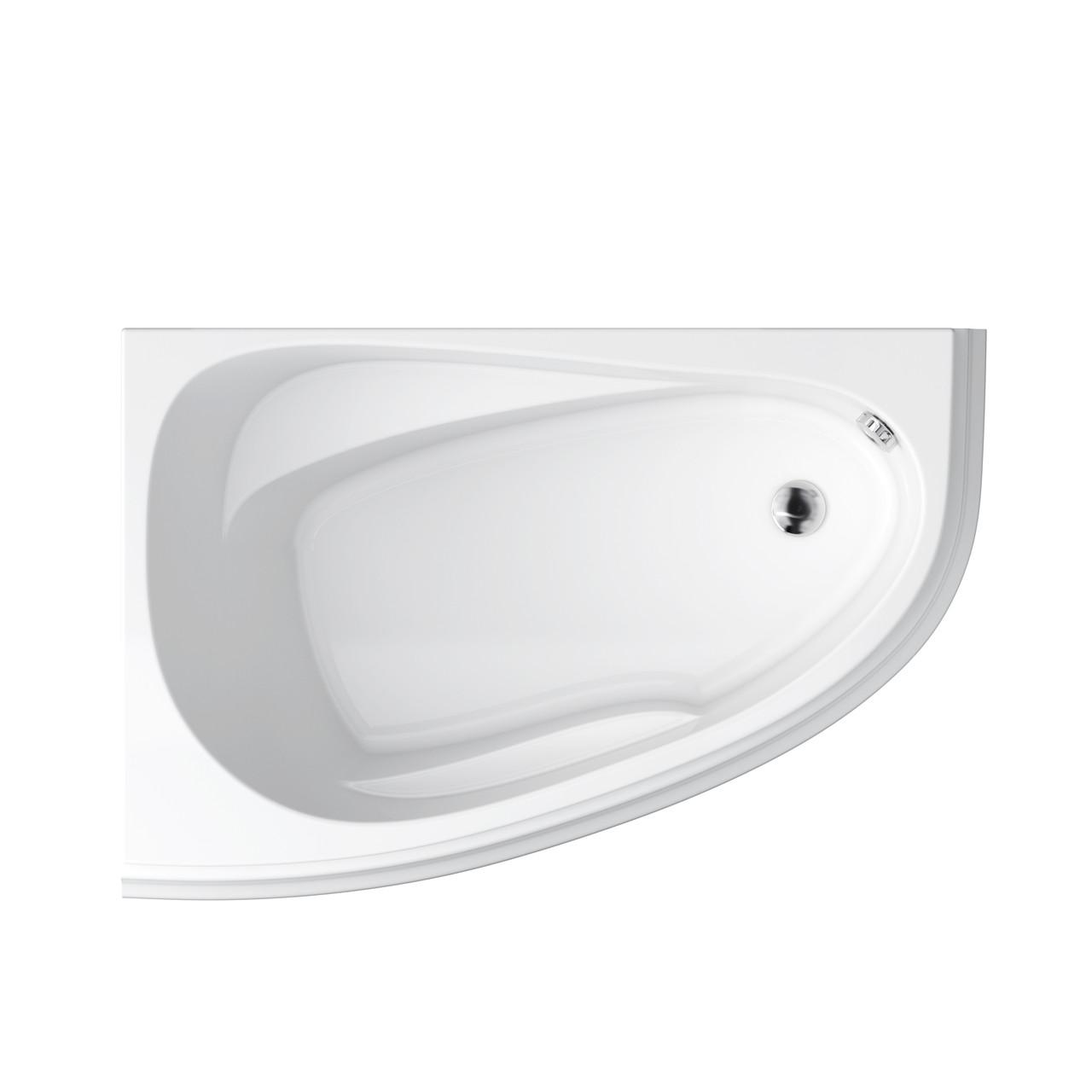 Ванна акриловая Cersanit Joanna 160x95 (левая)