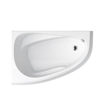 Ванна акриловая Cersanit Joanna 160x95 (левая), фото 2