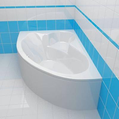 Ванна акриловая Cersanit Kaliope 153x100 (левая), фото 2