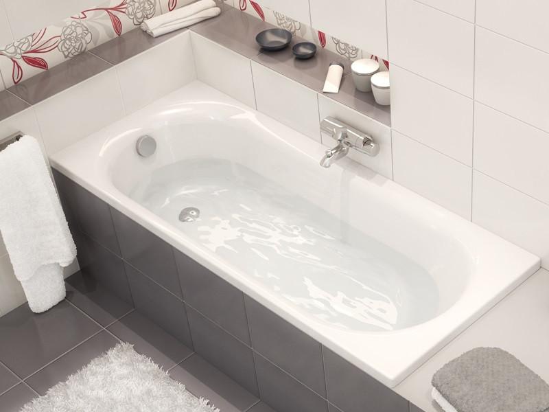 Ванна акриловая Cersanit Octavia 160x70