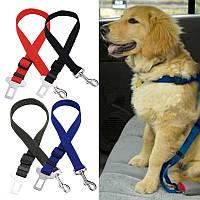 Ремень безопасности или шлея безопасности для собак