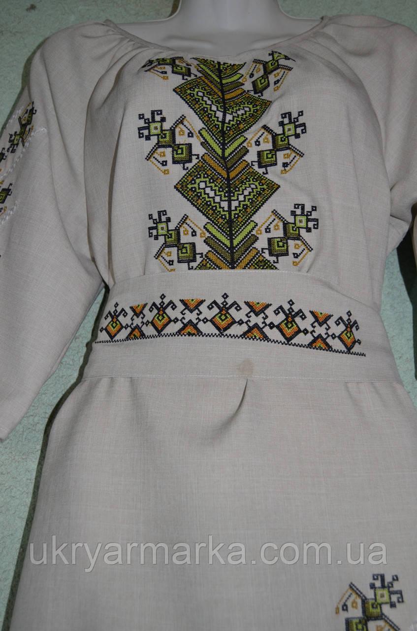 Плаття вишиванка