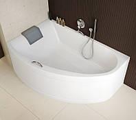 Ванна акриловая Kolo MIRRA 170х110 см L с подголовником