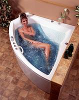 Ванна акриловая TEIKO AURIGA 150x150x45см 867018