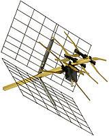 ТВ антенна FUNKE BM 4515-21/69 15 ел