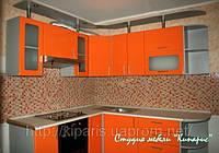 Кухни на заказ «Оранж»