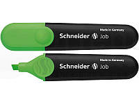 Маркер текстовый зеленый SCHNEIDER 150 Job
