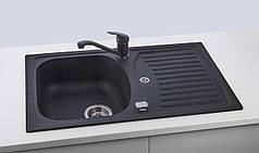 Кухонная мойка ALVEUS R&R RECORD 30 G91 black 1090981
